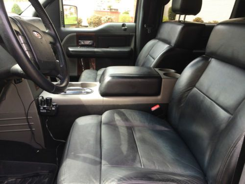 Purchase used 2006 Ford F150 Lariat Crew Cab Pickup 4