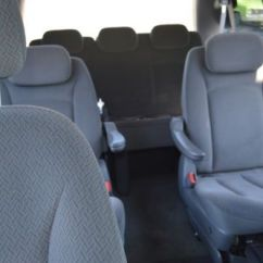 Leather Chair Repair Upholstered Dining Chairs Nz Purchase Used 2007 Dodge Grand Caravan Roof Rack Folding Seats For 7, Ready Work Or Fun In ...