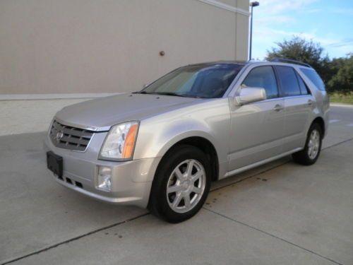 Buy Used 2005 Cadillac Srx Awd No Reserve Fl Car