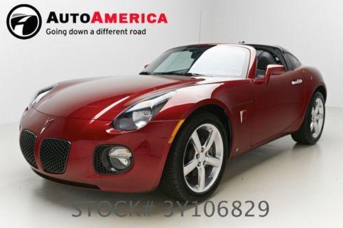 Buy Used 2008 Pontiac Solstice Coupe Gxp 1k Low Miles Auto