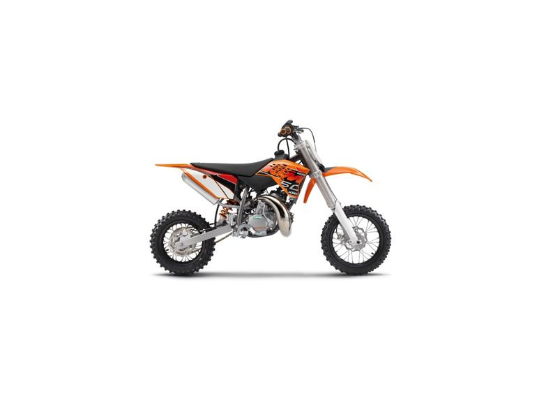 Buy 2014 KTM 125 SX on 2040-motos