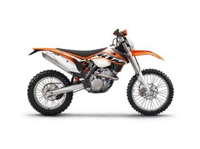 Buy 2014 KTM 350 XCF-W on 2040-motos