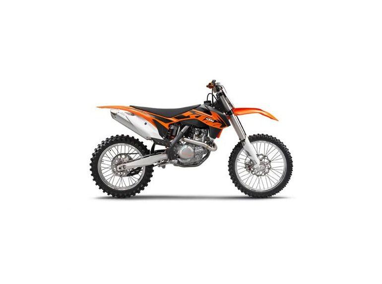 Buy 2013 KTM XC 450 F on 2040-motos