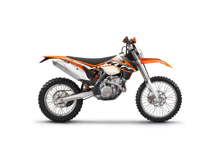 Buy 2014 KTM 350 XC-F on 2040-motos
