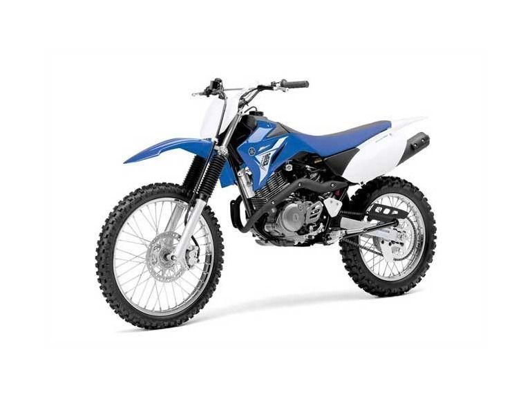 Buy 2014 Yamaha TT-R 125LE on 2040-motos