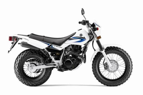2013 Yamaha Tw200 Dual Sport for sale on 2040-motos