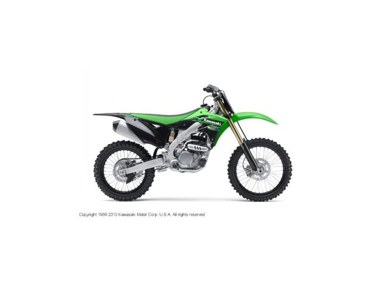 2013 Kawasaki KX450F for sale on 2040-motos
