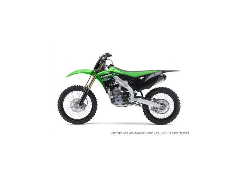 2013 Kawasaki KX250ZDF for sale on 2040-motos