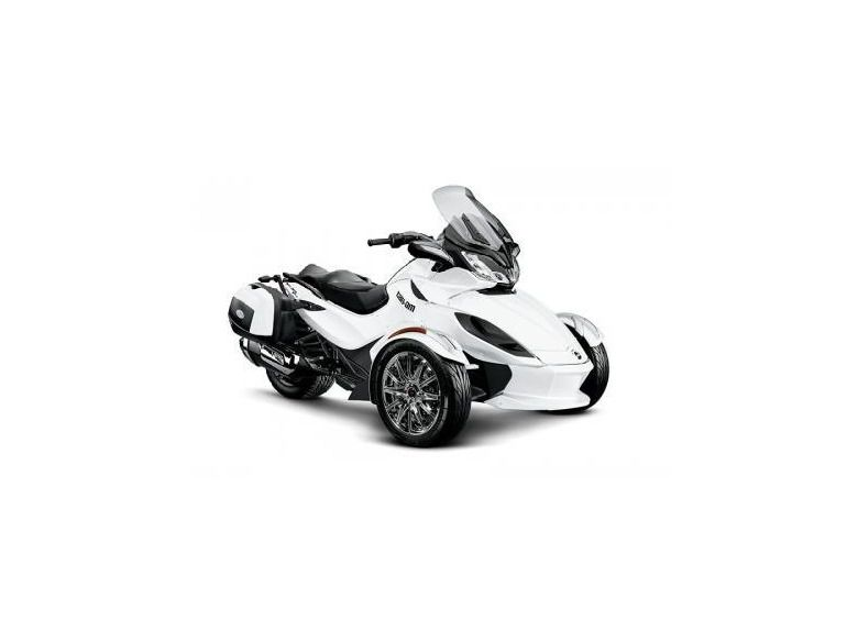 Pearl White Can-Am SPYDER for Sale / Find or Sell