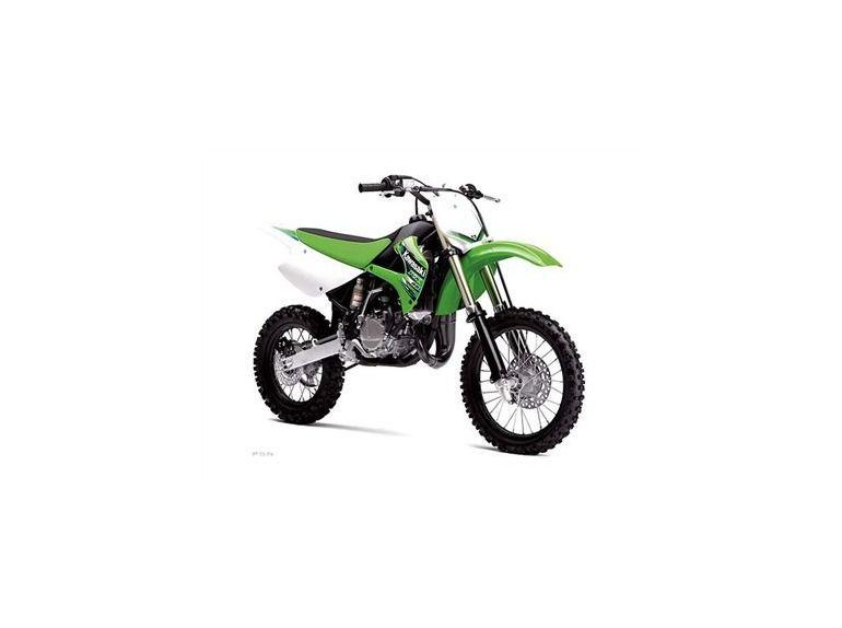 Buy 2013 Kawasaki KX100 on 2040-motos