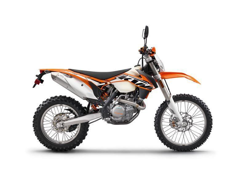 Buy 2014 KTM 500 EXC Dual Sport on 2040-motos