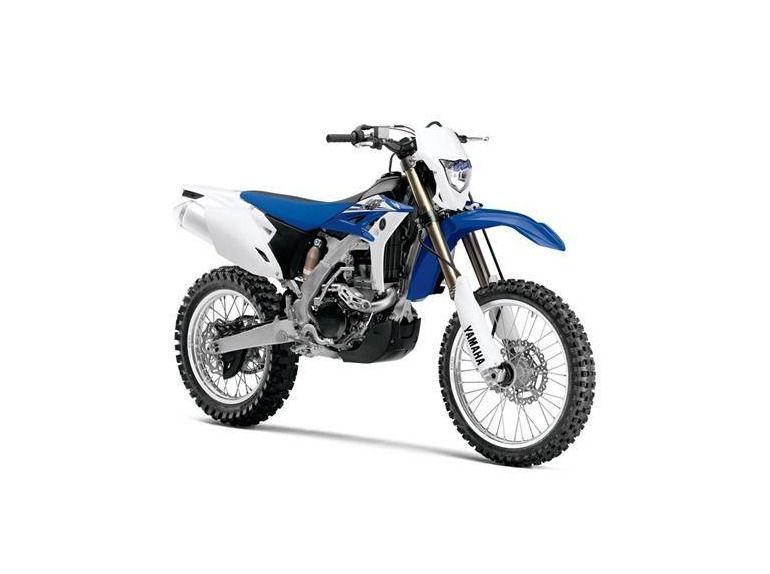 2014 Yamaha WR450FE for sale on 2040-motos