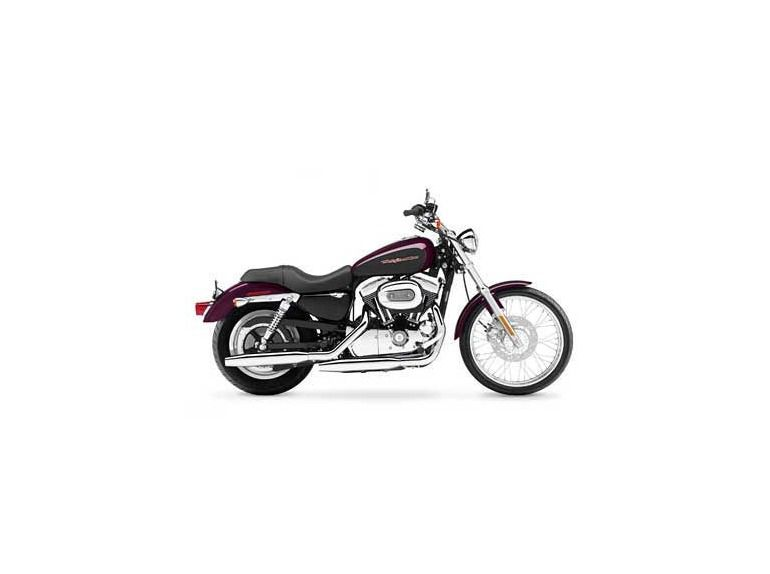 Buy 2005 Harley-Davidson Sportster 1200 Custom on 2040-motos