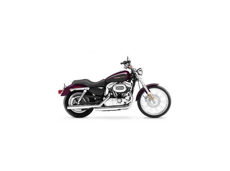 Buy 2005 Harley-Davidson Sportster 1200 Custom on 2040-motos