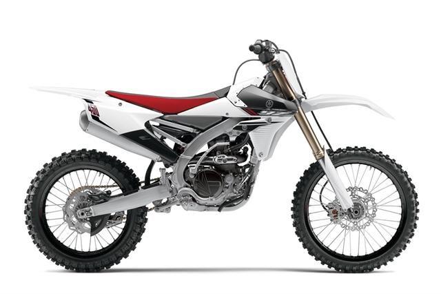 2014 Yamaha YZ450F Dirt Bike for sale on 2040-motos