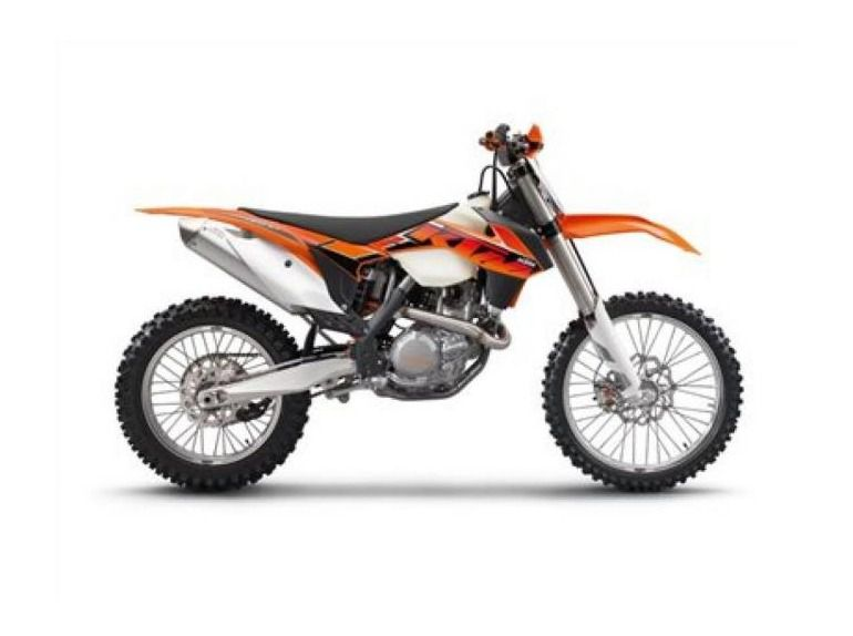 Buy 2014 KTM 450 XC-F on 2040-motos