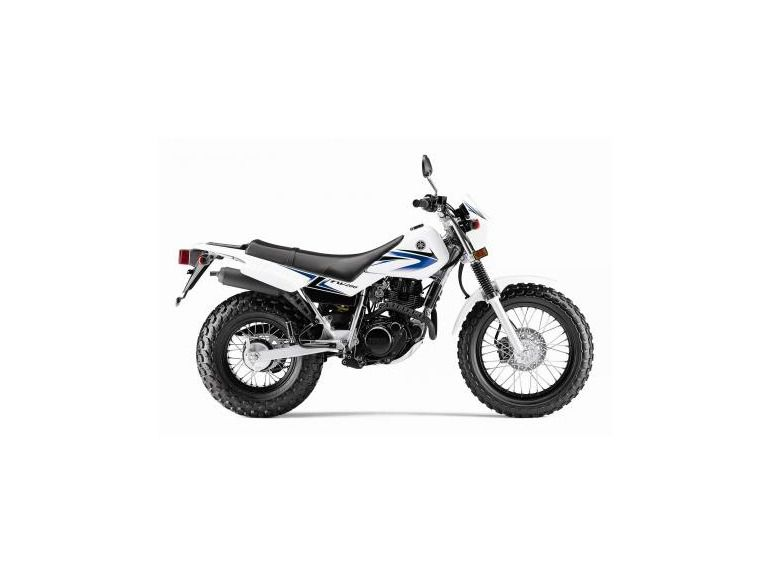 Buy 2013 Yamaha TW200 on 2040-motos