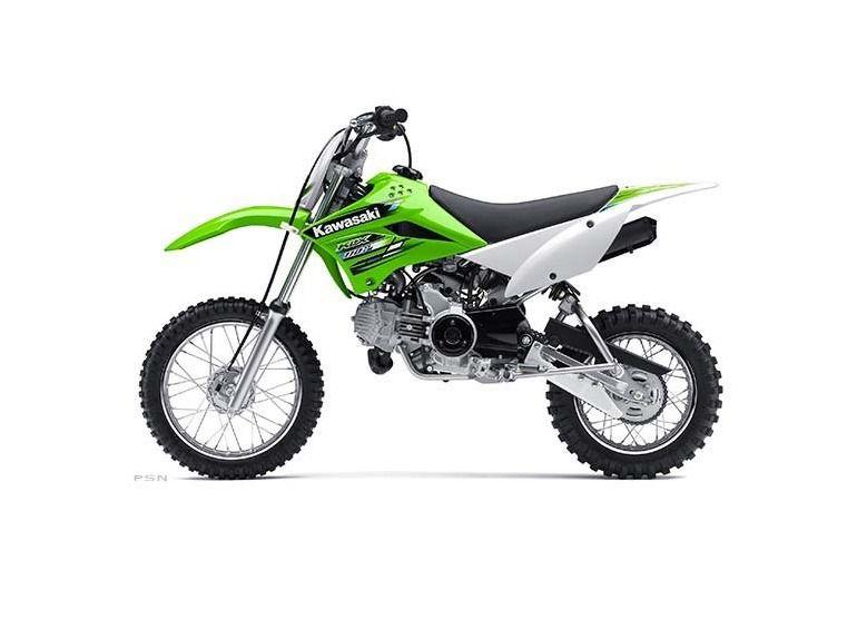2013 Kawasaki KLX110L for sale on 2040-motos
