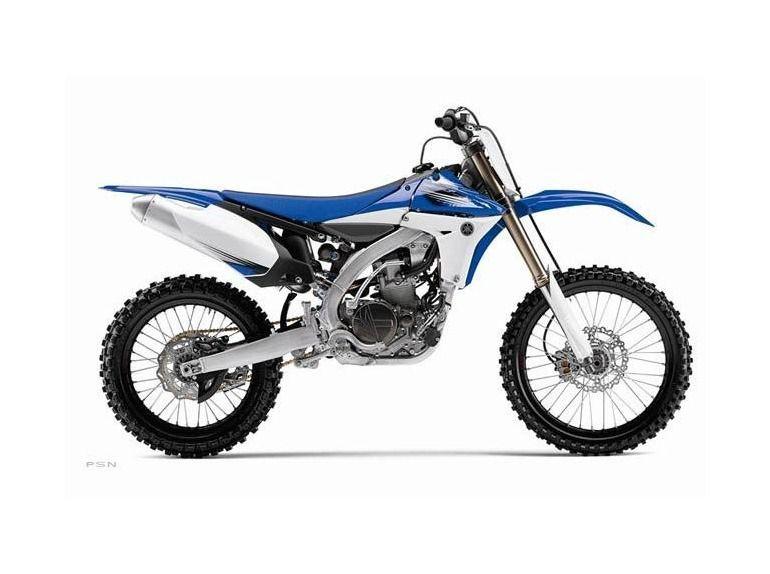 Buy 2012 Yamaha YZ450F on 2040-motos