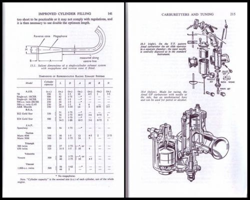 MOTORCYCLE ENGINEERING MANUAL BOOK PHIL IRVING for sale on