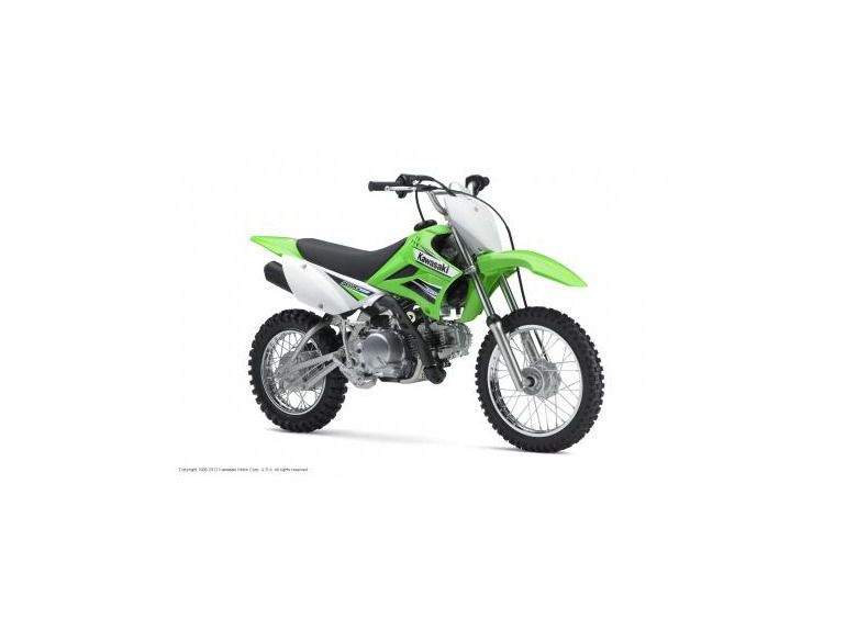 2012 Kawasaki 2012 KLX110 for sale on 2040-motos