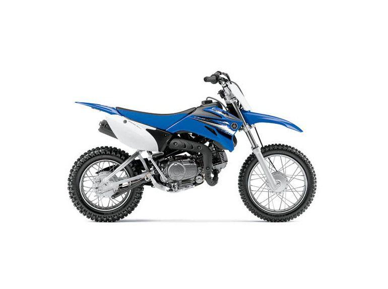 2012 Yamaha Tt-R110e for sale on 2040-motos