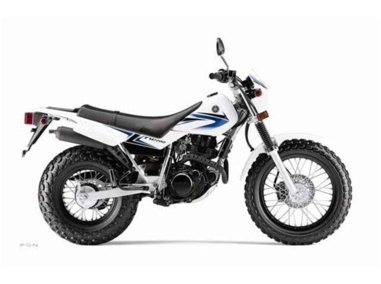 2014 Yamaha TW200 for sale on 2040-motos