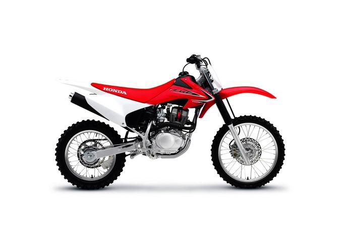 Buy 2014 Honda CRF 125F Big Wheel on 2040-motos