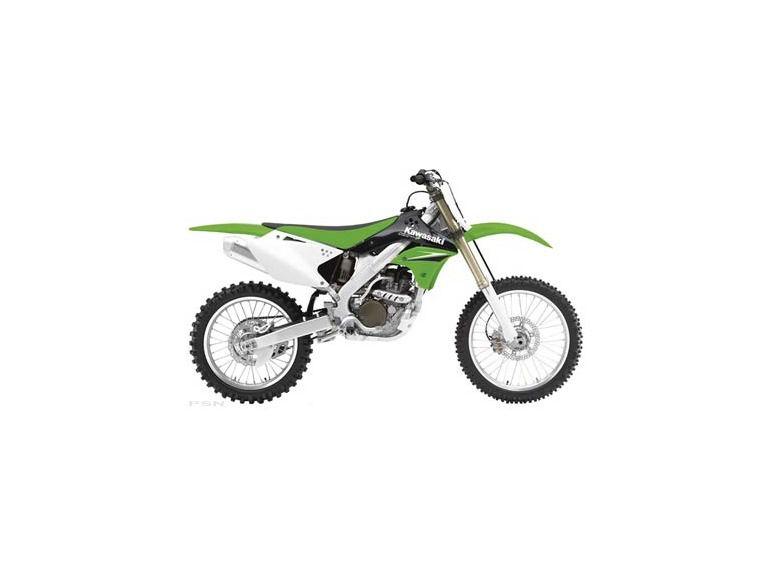 Buy 2006 Kawasaki KX250F on 2040-motos