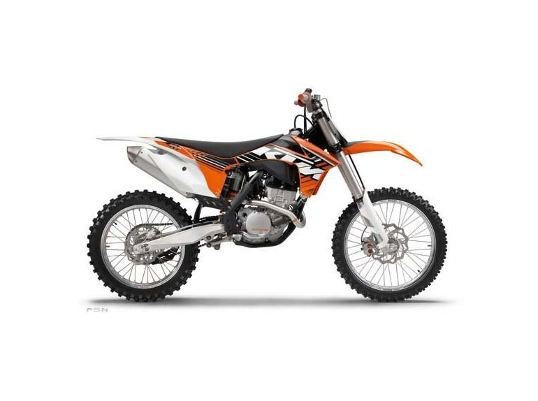 2012 KTM 250 SX-F for sale on 2040-motos