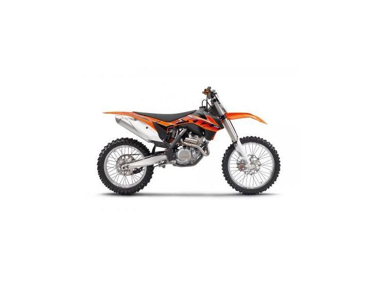 2014 KTM 350 SX-F for sale on 2040-motos