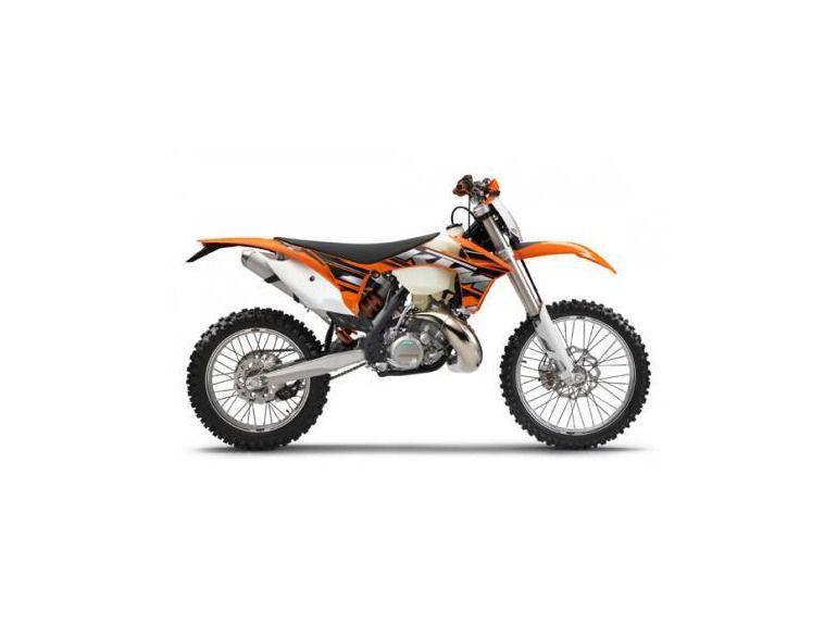 2013 KTM 200 XC-W for sale on 2040-motos