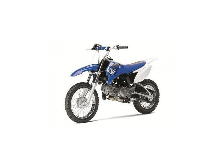 2013 Yamaha TTR110ED Dirt Bike for sale on 2040-motos