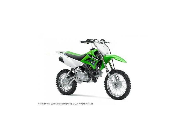 2014 Kawasaki KLX110R for sale on 2040-motos
