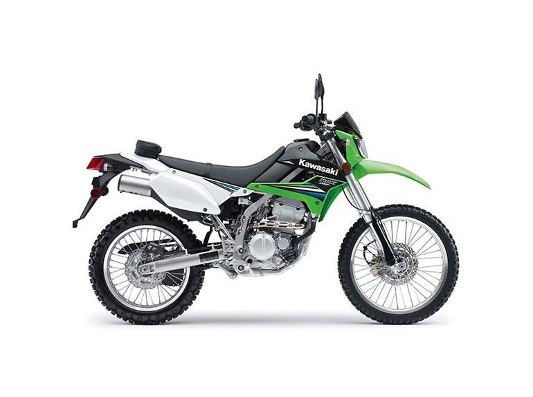 Buy 2014 Kawasaki KLX 140L on 2040-motos