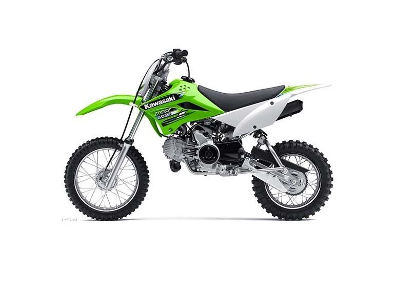 2013 Kawasaki KLX 110L for sale on 2040-motos