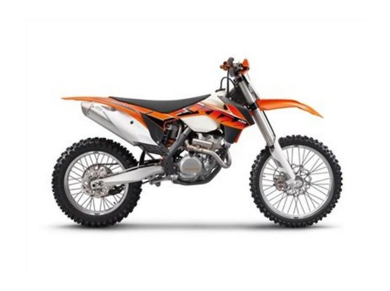 Buy 2013 KTM 250 XCF-W on 2040-motos