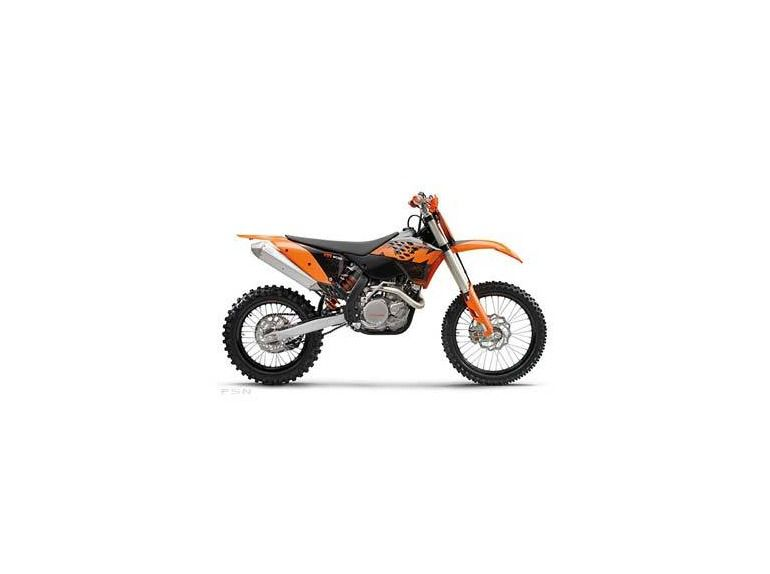 2009 KTM 400 XC-W for sale on 2040-motos