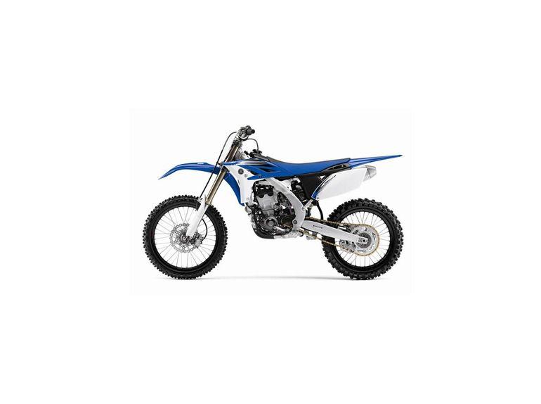2012 Yamaha YZ250 F for sale on 2040-motos
