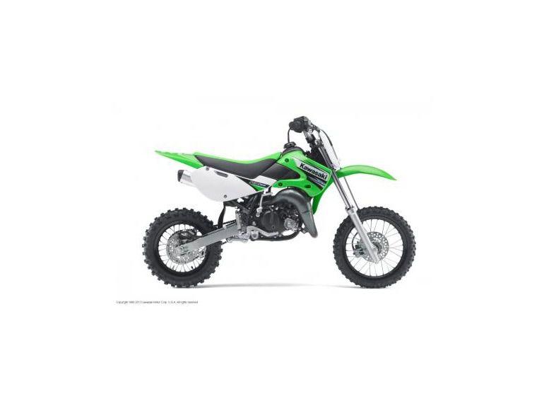 Buy 2012 Kawasaki 2012 KX65 on 2040-motos