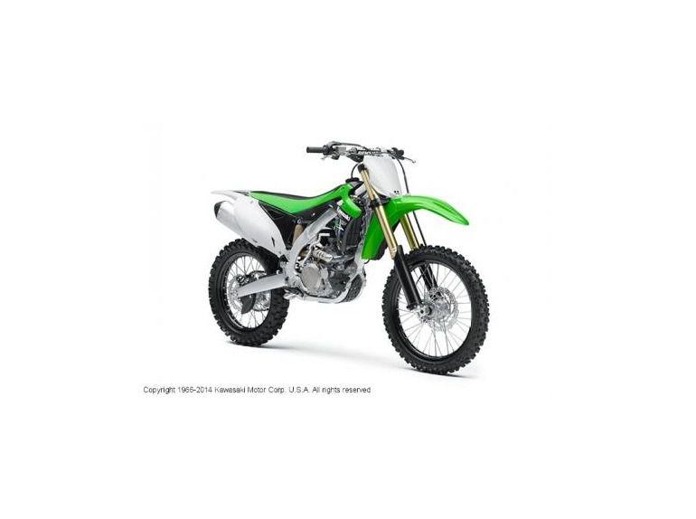 Buy 2014 Kawasaki KX450F on 2040-motos