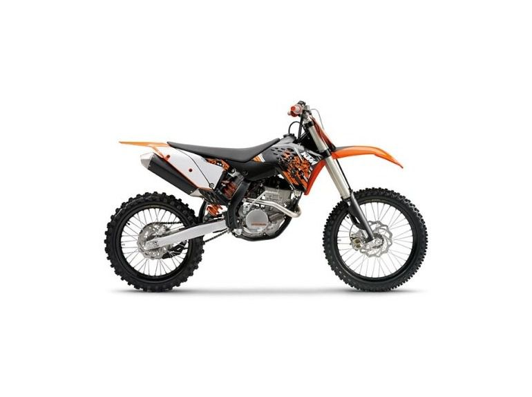 Buy 2010 KTM 250 SX-F on 2040-motos