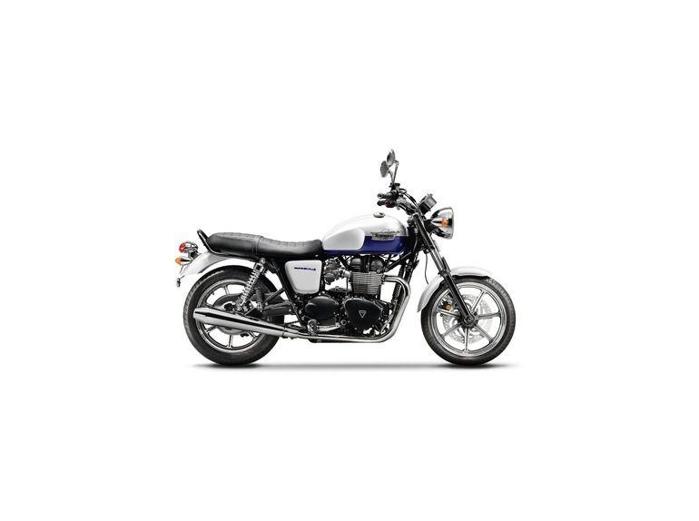 Buy 2014 Triumph Bonneville Two-Tone on 2040-motos