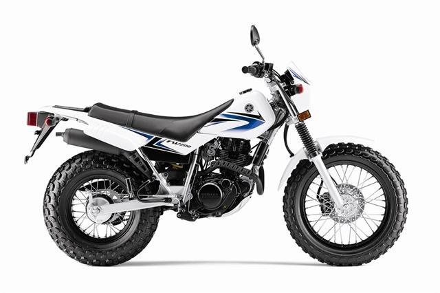 Buy NEW 2013 Yamaha TW200 Dual Purpose Enduro ~ Street on