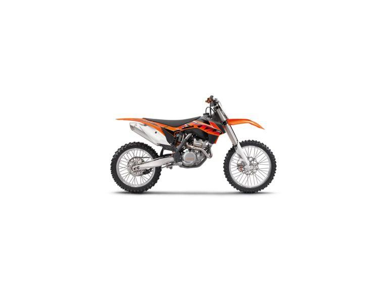 Buy 2014 KTM 250 SX-F on 2040-motos