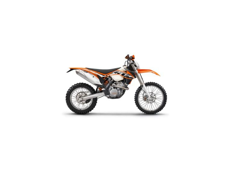 2014 KTM 350 XCF-W for sale on 2040-motos