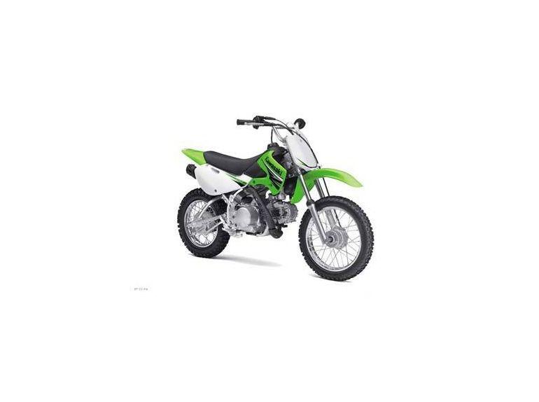 2009 Kawasaki KLX110 for sale on 2040-motos