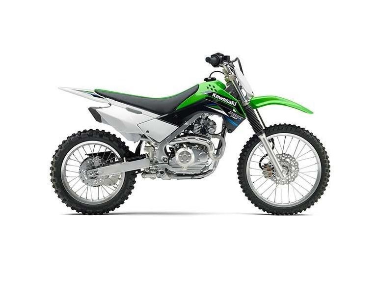 Buy 2011 Kawasaki KLX140 on 2040-motos