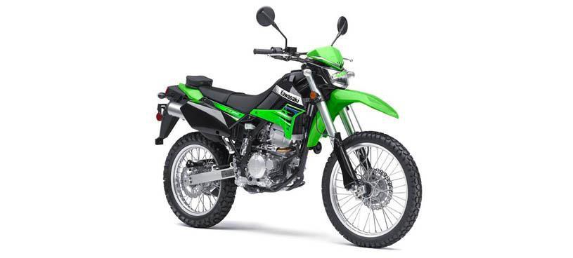 2013 Kawasaki KLX250S Dual Sport for sale on 2040-motos