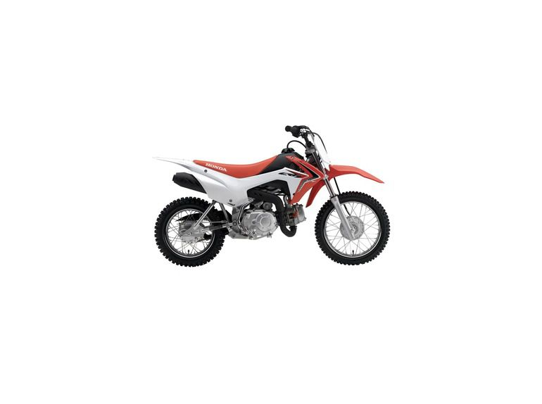 2014 Honda Crf 110F for sale on 2040-motos